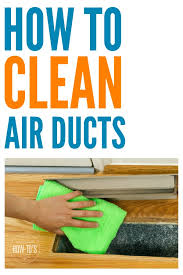 how to clean your air ducts i had no idea you could diy this