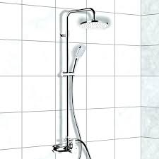 shower head pipe by winner chrome exposed pipe shower system exposed pipe shower chrome exposed pipe