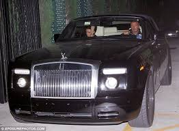 rolls royce ghost blacked out. all black david and victoria beckham take out the rollroyce which they sold rolls royce ghost blacked e