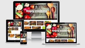 responsive blogger templates food mag responsive blogger templates indonesian templates store