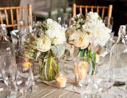 Wedding Decor With Mason Jars candle wedding centerpieces with mason jarsWedWebTalks WedWebTalks 48