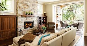 Living Room Furniture Arrangement With Fireplace Three Furniture Arrangement Tips That Will Make Room Looks Bigger