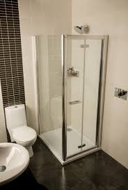 orbital bi fold shower enclosure