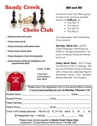 South Central Usd 5 Middle High School Chess Club