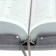 Image result for white zipper bible