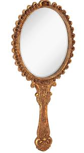 hand mirror. Exellent Hand Majestic Mirror Antique Gold With Rottenstone Hand Shaped Wall   Wayfair Throughout