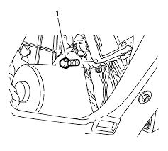 Important the bolts that secure the power steering assist motor to the steering column have a 12 mm hex head