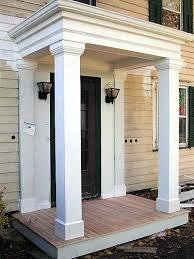 front door portico kitsBest 25 Front door porch ideas on Pinterest  House painting tips