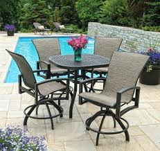counter height patio table counter height patio furniture umbrella for bar height patio table house counter height outdoor side table