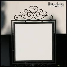 wrought iron picture frames decorative wrought iron sign holders to enlarge wrought iron picture frame
