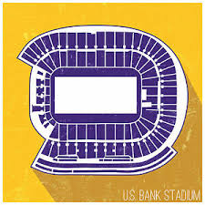 Us Bank Vikings Seating Chart