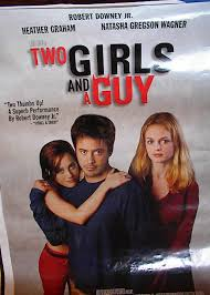 Two girls one guy movie thumbs