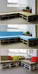 You probably already know how great pallets are. The fact that you can  create any piece of furniture out of them is awesome and it will look good  in any ...