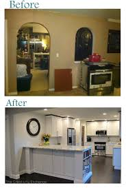 Diy Kitchen Makeover Contest Cousin Franks Amazing Kitchen Remodel Before After
