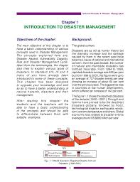 natural hazards disaster management  ii 7 natural hazards disaster management