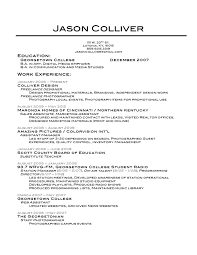 Unsolicited Resumes Resume For Study