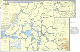 Ocean Charts California Delta Navigation Maps For Snug Harbor Rio Vista Isleton