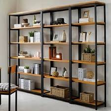 ikea industrial furniture. Memphis Industrial Solid Wood Bookshelf [BS842] - HK$3,950.00 : STOCKROOM HONG KONG Contemporary Furniture Outlet | Table. Sofa. Designer Chair. Ikea L