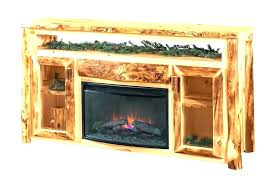 duraflame fireplace insert electric logs log set with blower
