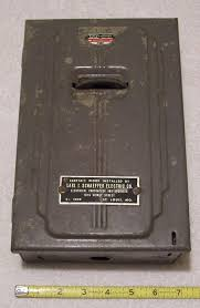 best ideas about electrical fuse electric box vintage cutler hammer fuse box