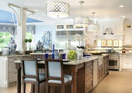 traditional pendant lighting. Fantastic Drum Pendant Lighting Ideas For Luxurious Kitchen Design With Amazing Cabinet Traditional Island