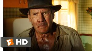 Indiana Jones 4 (2/10) Movie CLIP - Saved By the Fridge (2008) HD - YouTube