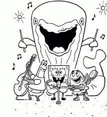 Spongebob 5 Disegni Da Scaricare E Colorare Oggi Mamma News