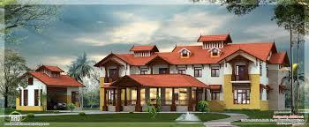 super luxury kerala house