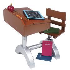 18 inch dolls furniture school desk fits american girl dolls
