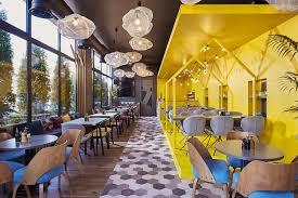 Pizza Shop Interior Design