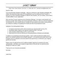 Retail Cover Letter Sample Ecommerce Retail Cover Letter Wanjlee Com
