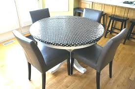plastic elastic table covers round elastic table cover spectacular large round tablecloths vinyl of furniture vinyl