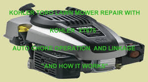 toro lawn mower repair kohler xt675 auto choke operation and toro lawn mower repair kohler xt675 auto choke operation and linkage and how it works