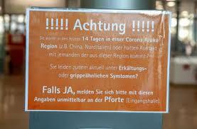 Mit glühwein ist jetzt dann auch schluss. Coronavirus In Baden Wurttemberg Erster Infizierter Im Landkreis Ludwigsburg Ludwigsburg Stuttgarter Nachrichten