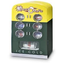Outdoor Ice Vending Machine For Sale Magnificent BeeroMatic Vending Machine 48 Gift Baskets At Sportsman's Guide