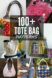 Free Tote Bag Patterns