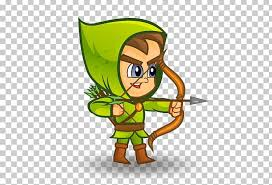Download For Free 10 Png Archer Clipart Animated Top Images