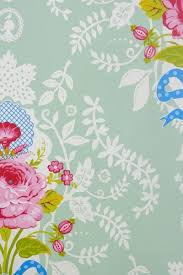 Shabby Chic Behang Mintgroen Pip Studio The Official Website