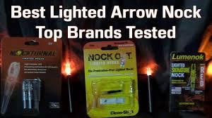 Lighted Knocks Lighted Nocks Tested Best Brands Tested
