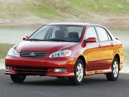 2003 Toyota Corolla LE Traverse City MI   Cadillac Manistee ...