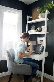 in my own little corner office
