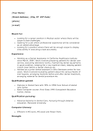 Examples Of Resumes Sample Cv Resume For Teaching Job Example