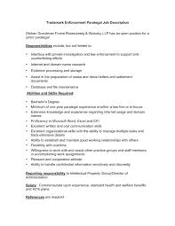 Legal Assistant Cover Letters New Resume Objective Secretary