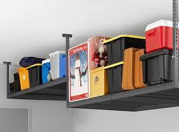 New Age Ceiling Storage Rack Amazing Versarac Overhead Rack Versarack Garage Storage NewAge Products US