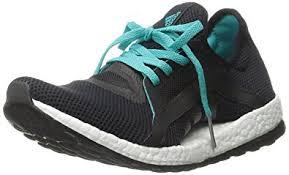 adidas pure boost. adidas performance women\u0027s pure boost x running shoe,black/shock green/black, s
