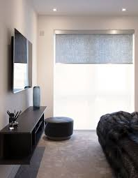 Designer Kitchen Blinds Delectable We Supplied Stunning Designer Roller Blinds For This Luxurious