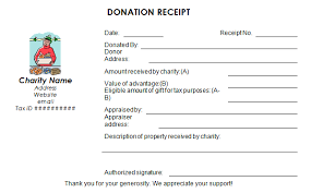 59 Free Receipt Templates Cash Sales Donation Rent Payment And