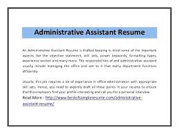 Objective For Office Assistant Resume Skinalluremedspa Com