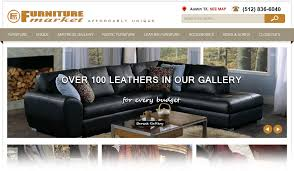 Furniture Market Improves Local Awareness with Better Website