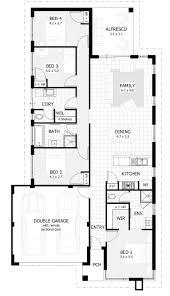 small lot house plans two story brisbane unique floor plans narrow lot homes single story coastal